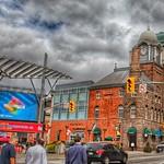 Brampton Ontario - Canada - Dominion Building - Old Post Office - Starbucks thumbnail