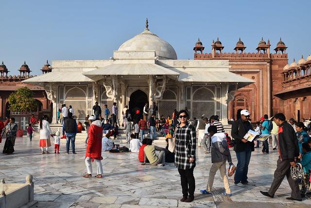 Dargah of Salim Chisti, Fatehpur