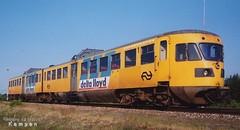 1998-DE2-167 (HenryTransport) Tags: spoor spoorwegen treinen trains railways kamperlijntje de2