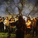 Wassailing Deans Court 17th January 2019