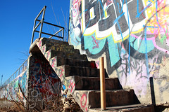 Echo Lake Incinerator 1.27.19.18 (jrbeckwith) Tags: echolakeincinerator 2019 photo picture jr beckwith jbeckr fortworth texas tx echo lake incinerator endangered danger old history historic abandoned left decay drug drugdealer graffiti girls shoot ruins