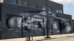 The Only Reality is Now by Hendrik 'ecb' Beikirch (wiredforlego) Tags: graffiti mural streetart urbanart publicart aerosolart bushwick brooklyn newyork nyc hendrikbeikirch