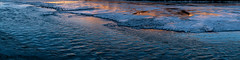 Colorado River Abstract (OJeffrey Photography) Tags: coloradoriver utah ut moab redrocks canyon river panorama pano reflection ice geese ojeffreyphotography ojeffrey jeffowens nikon d850