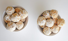 2018.12.07 Low Carbohydrate Walnut Snowball Cookies, Washington, DC USA 08965