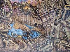 """Terramoto"" (bpmm) Tags: nord lapiscine musée exposition hervédirosa roubaix azulejos faience"