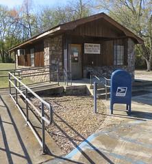 Post Office 72567 (Pleasant Grove, Arkansas) (courthouselover) Tags: arkansas ar postoffices stonecounty pleasantgrove arkansasozarks ozarkmountains northamerica unitedstates us