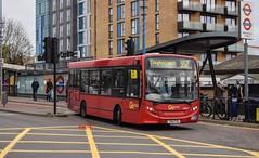 SEN17 Go-Ahead London (KLTP17) Tags: yx11fyw sen17 adl enviro200 gal goaheadlondon 357 np walthamstow
