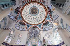 Inside the mosque of Yoyogi-Uehara, Tokyo (tokyoshooter) Tags: japan tokyo mosque yoyogiuehara nikon d5 1635mm f4