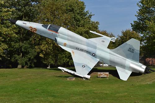Full Size Mock-up Northrop F-5E Tiger II '01532 / 32' (BAPC336)
