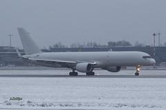A56A8551@L6 (Logan-26) Tags: boeing 757222pcf ootfc msn 25397 asl airlines belgium riga international rix evra latvia airport aleksandrs čubikins winter snow