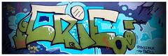 2018_12_10_Graff02 (Graff'Art) Tags: art artwork bombing fresque graff graffiti mural paint painting peinture spray street streetart urban urbanart wall wallpainting