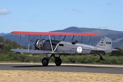 Boeing 40-C Mail Plane S/n 1043 N5339 (GEM097) Tags: airplane aircraft airshow waaam2018flyin hoodriver boeing40cmailplane n5339 biplane