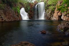 Florence Plunge Pool (Peedie68) Tags: australia northernterritory nt litchfieldnationalpark waterfall water river rocks rockpool florencefalls longexposure