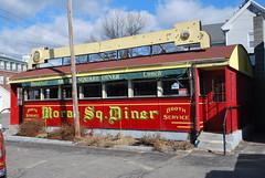 Moran Square Diner, Fitchburg, MA (63vwdriver) Tags: worcester lunch car company vintage diner moran square fitchburg ma massachusetts