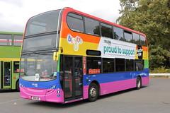 4879 BX61 LNZ (ANDY'S UK TRANSPORT PAGE) Tags: buses showbus2018 castledonington westmidlandstravel