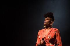 Sandra Nkaké (Pierre de Champs) Tags: concert jazz musique live d750 portrait nikonphotography antilles photographer martinique caribbean