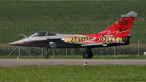 French Air Force - Dassault Rafale C (142 / 113-GU)