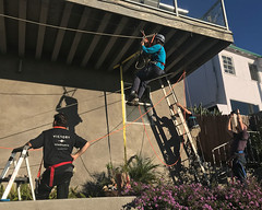005 Victory Is Vengence (saschmitz_earthlink_net) Tags: 2018 california southerncaliforniagrotto christmasparty losangelescounty baldwinhills windsorhills party climbing practice