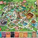 Chessington World Of Adventure 2016 Park Map
