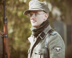 Waxahachie WWII Weekend 2018 - The Germans (d-day buff) Tags: livinghistory reenactment wwiihistory wwiiweekend waxahachie waxahachiewwiiweekend