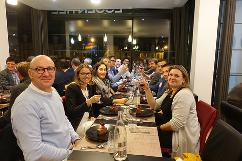 EPIC Meeting on Optics for Aeronautics (Networking Dinner)