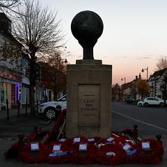 Remembrance Sunday 2018 (Bohpix) Tags: armisticeday annualevent royalwoottonbassett remembrance wiltshire uk remembrancesunday bohpix paddybohan canoneos5dmkiii ef2470mmf28liiusm canondpp4