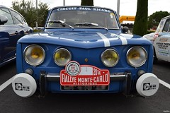 RENAULT R8 Gordini (type R1135) - 1966 (SASSAchris) Tags: renault 8 gordini amédée r8 voiture française losange rallye castellet circuit ricard clio cup type r1135