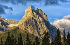 The Windtower (Philip Kuntz) Tags: windtower thewindtower mtlougheed canadianrockies mountains peaks kananaskis transcanadahighway canmore alberta canada