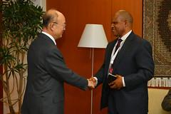 Bilateral Meeting Lesotho (05010589)