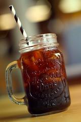 Iced Cold Brew (ricdovalle) Tags: café coffee gelado cold brew bebida drink sony alpha a6500 ilce6500 minolta rokkor vintagelens