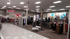 Sunglasses on one side, belts on the other (Retail Retell) Tags: olive branch ms target retail desoto county 2000s halfbullseye neon t2442 p09 decor store pfresh p17 apparel 20 gray walls semi remodel