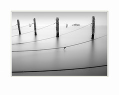 _||||_ (paolo paccagnella) Tags: monochrome minimal minimalist bn bw blackandwhite northeast phpph© 2018 paccagnellapaolo flickr foto framework fog fineartprint tramonto territorio ass ambiente acqua activity aquae landscape longexposure light le canonequipment eos manfrotto haidapro lenssigmaart