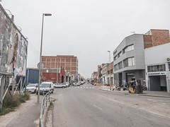 L´Hospitalet, zona industrial (efe Marimon) Tags: canonpowershots120 felixmarimon barcelona l´hospitalet carreteradelmitch zonaindustrial