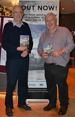 "2018 12 03 Book Launch At Riva ""A Community In Wartime Formby 1914-1918"" (Formby Civic Society) Tags: book lauch wwi acommunityinwartimeformby19141918 wartime 19141918 formby formbyvillage riva"