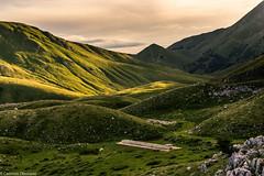 Monti del Matese (SDB79) Tags: montagna matese campania paesaggio monti verde prati