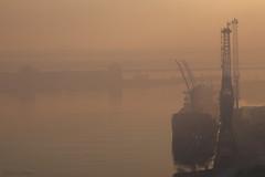 Polluted Dawn (MikeOB64) Tags: smoke pollution dawn daybreak