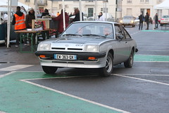 Opel Manta (CHRISTOPHE CHAMPAGNE) Tags: 2018 france epernay marne champagne habits lumiere opel manta