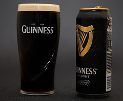 Guinness (Bernie Condon) Tags: guinness beer stout glass black white drink alcohol booze studio flash