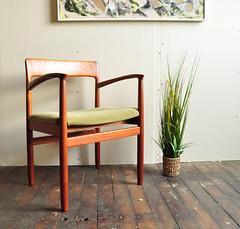 A.Younger Ltd carver chair (mike hodson) Tags: younger ayoungerltd teak desk chair danishmodern vintage midcentury