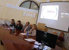 Apertura de curso de la Escuela de Doctorado de la UVa (universidaddevalladolid) Tags: apertura curso escuela doctorado uva