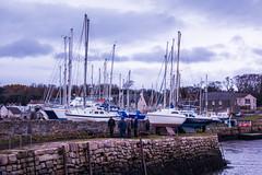 Limekilns (Briantc) Tags: scotland fife limekilns forth riverforth boats