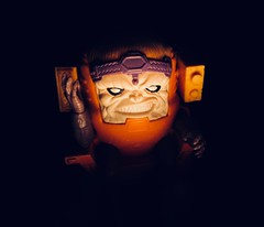 MODOK - AKA - Mental / Organism / Designed / Only (for) / Killing 4432A (Brechtbug) Tags: modok an acronym for mental mobile mechanized organism designed only killing is name different fictional super villains appearing american comic books published by marvel comics first appeared title tales suspense 93 – 94 september october 1967 became recurring foe superhero captain america where he was created jack kirby maybe stan lee action figure 2018 nyc