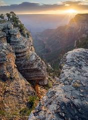 Grand Canyon Sunrise (Wilderness Photographer) Tags: darrenhuski huski northamericanscenic wildernessphotographer wildernessphotographernet desert landscape wwwwildernessphotographernet grandcanyon arizona loxia loxia21 sony sonya7r scenic