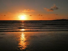 P1120343 (TaffTravels10) Tags: wales anglesey rhosneigr water sunset