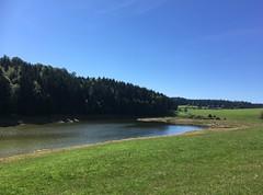 Walk around St Peter (Black Forest, Baden, Germany) (Loeffle) Tags: 092018 germany allemagne deutschland baden blackforest schwarzwald foretnoire stpeter plattensee see lake stausee reservoir