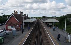 IMGP1944 (mattbuck4950) Tags: england unitedkingdom europe railways august mainlinerailways dorset wareham southwesternmainline 2018 camerapentaxk70 lenssigma18300mm warehamrailwaystation gbr