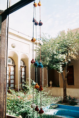 sun house (Aspa Tz) Tags: iran yazd analogue film zenit superia 200 detail atmosphere indoor sun travel road