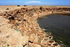 Salt pits, Socotra Island, Yemen (water.alternatives) Tags: yemen socotra