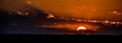 Sunset over Chobe , Botswana (SuzieAndJim) Tags: red suzieandjim sun africa botswana chobe sunset naturephotography nature