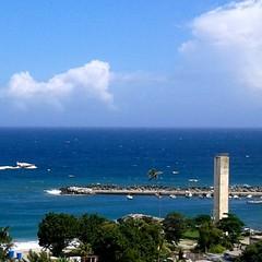 El reloj de Naiguata  C I E L O S / Sky  #Naiguata #nubes  #devenezuelasoy #clouds  #playa  #ElNacionalWeb  #sky  #lookingforTheSunshine #CostasVenezuela #colours   #sea  #beach   #nature  #skyconcepto #ig_vargas_ (skyconcepto) Tags: instagramapp square squareformat iphoneography uploaded:by=instagram